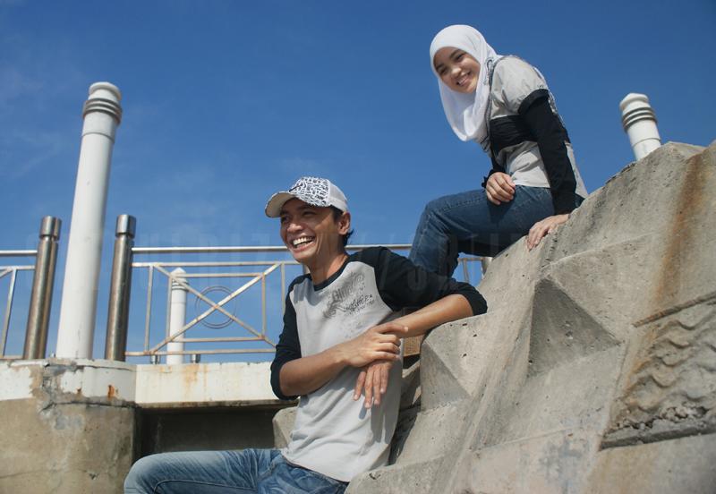 POTRET – Harjay & Julizah