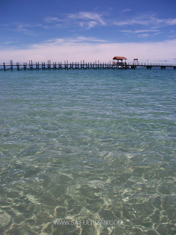 Pulau Tiga, Sabah