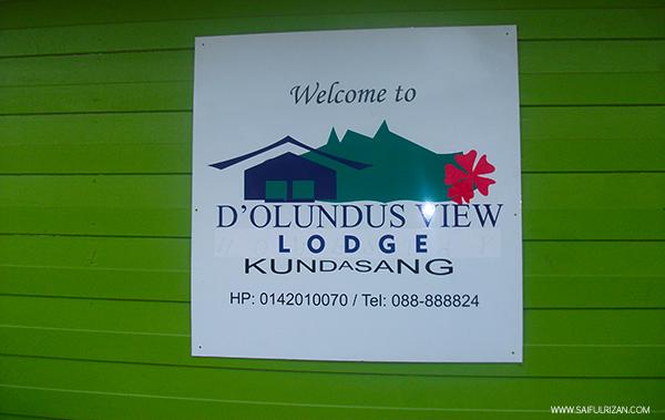 DOlundus View Lodge Kundasang Sabah 03