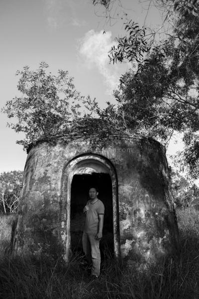 WW2 Tunnel Trekking (2 of 8)