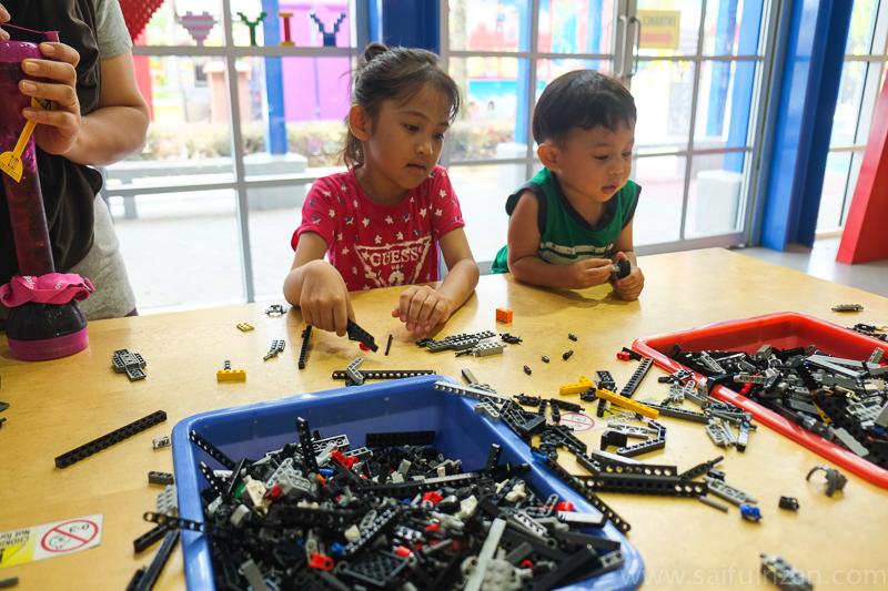 Travelogue : Legoland Johor Malaysia (Day 2)