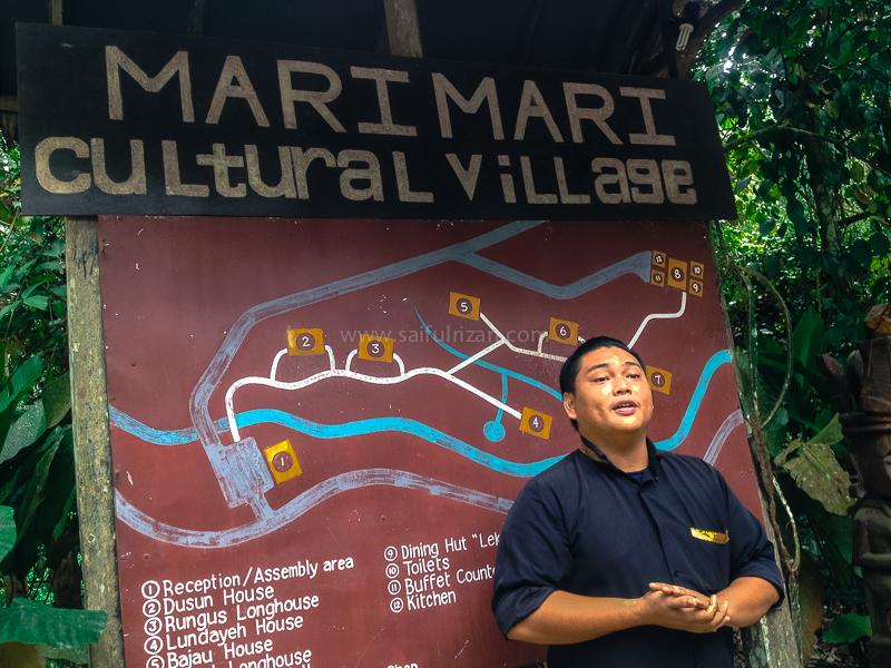 Mari Mari Cultural Village, Sabah