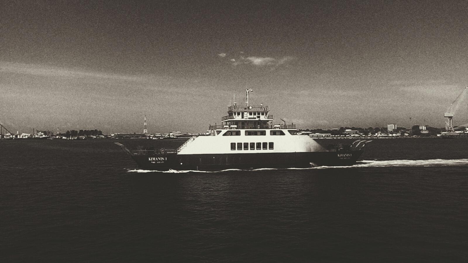 Ferry Menumbok – Labuan