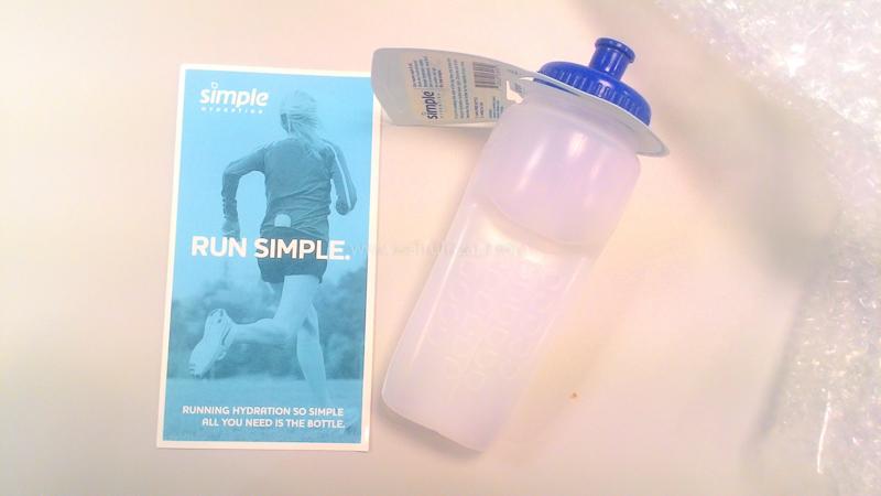Simple Hydration Bottle