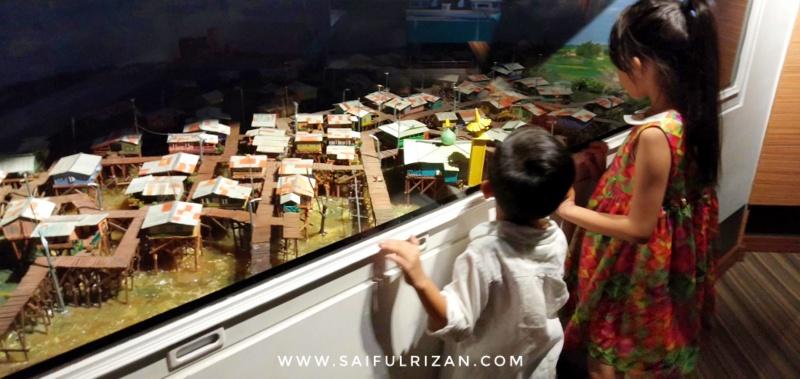 Jalan jalan ke Muzium Labuan