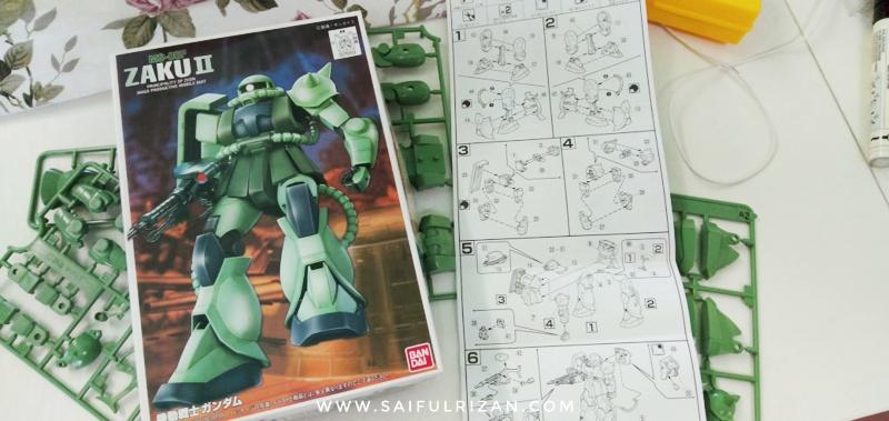 First Grade Gundam