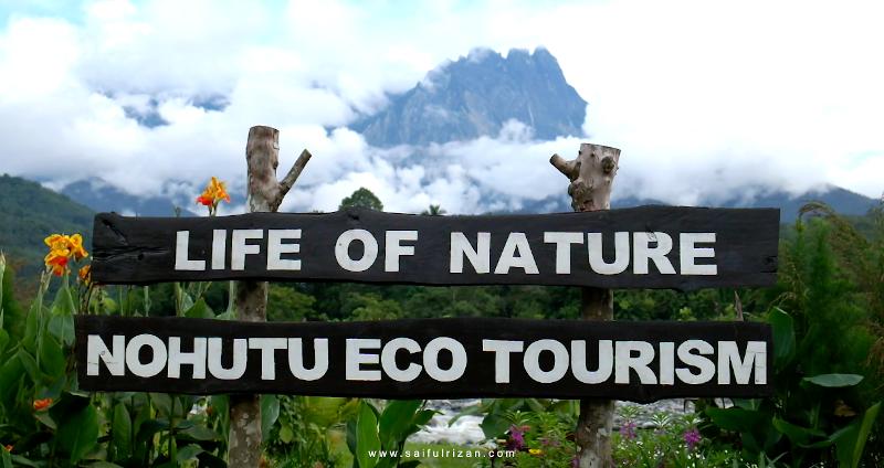 Jalan – Jalan Sabah – Nohutu Eco Tourism, Kota Belud